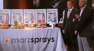 How Marz Sprays Survived After Near Drowning Shark Tank Update