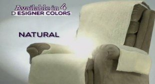 Snuggle Up Fleece – The World's Most Comfortable Reclining Chair Cover
