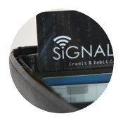 Signal Vault Credit Card Protector Seen on Shark Tank