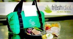 Fresh Diet Pre Portioned Meal Delivery Service
