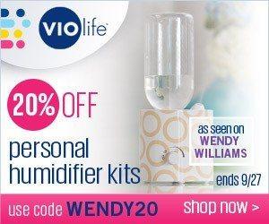 Violife Personal Humidifier