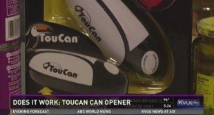Does it Work TouCan Can Opener? KVUE Wednesdays