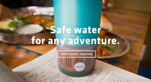 GRAYL Safe Water Filtration Cup on All-American Makers