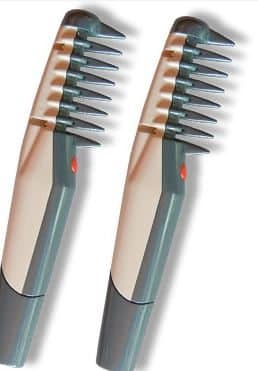 Knot Out Pet Comb Grooming Tool Remove Hair Knots and Tangles