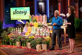 Edible Body Care Line Saavy Naturals Starts A Feeding Frenzy On  Shark Tank