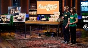 Brazi Bites Appetiziers, Snacks Gluten Free Seen On Shark Tank