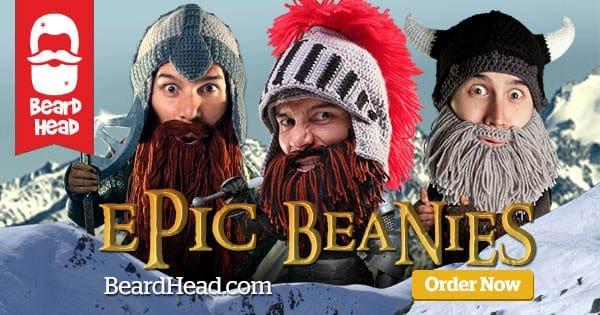 Epic Beardheads