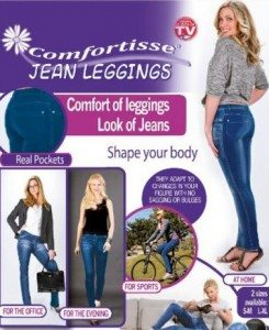 Comfortisse Jean Leggings