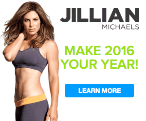 Jillian Michaels 2016 Weight Loss Plan Free Trial!