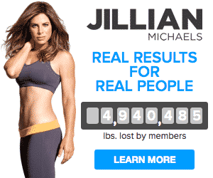 Jillian Michaels Real Results