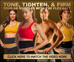 Flex Belt Best Ab Belt Toning System
