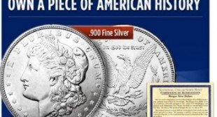 Morgan Silver Dollars – U.S. Gov't  Morgan Coins