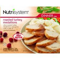 Nutrisystem Improves Food Line Expands Frozen Business