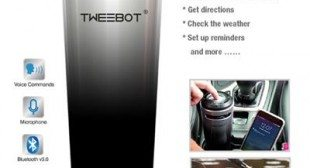 Tweebaa Launched Tweebot a Hi-Tech Bluetooth Device