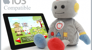 trobo storytelling robot  teaches kids math & science on shark tank