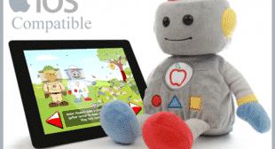 trobo storytelling robot  teaches kids math & science on shark tank