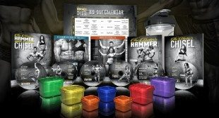 Master's Hammer and Chisel,by Beachbody Ultimate Body-Sculpting Program with workouts