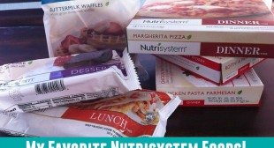 What are the Best Tasting Nutrisystem Foods?