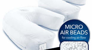 SideSleeper Pro Air Gives You the Perfect Sleep Position