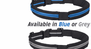 Go Belt Stretchable Belt Holds Everything Keeping Hands Free