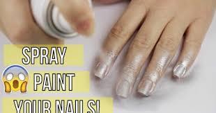 Spray Perfect Spray On Nail Polish As Seen On TV
