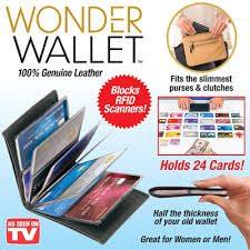 Wonder Wallet As Seen On TV