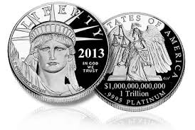 The Trillion Dollar Coin – Coin Tribute Collectible