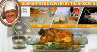 Turbo Roaster Cook Delicious Oven Roast Tender Juicy Chicken in Less Time!