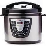 Power Pressure Cooker XL 1 Button 1 Pot Express Cooking