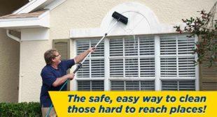 Broom Jet Home Power Washer – Water Broom
