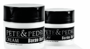 Pete and Pedro Bueno Hair Products Seen on Shark Tank