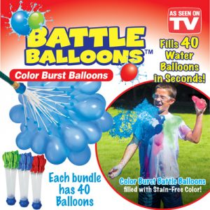 battle balloons