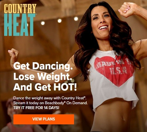 Country Heat Line Dancing Workout