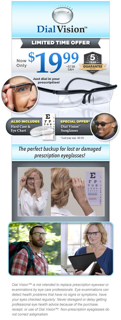 Dial Vision Offer