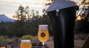 Fizzics Get Draft Tap Beer from a Bottle or a Can Seen On Shark Tank
