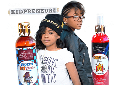 Angels and Tomboys - Handmade Lotions for Girls Shark Tank