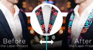Custom Lapels and Designs Seen on Shark Tank