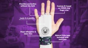 Natural Grips Preferred Over Fitness Gloves on Shark Tank