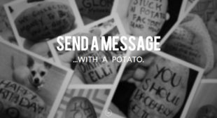 Potato Parcel Send A Message with a Potato – Shark Tank