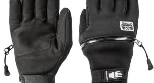 Hand Out Gloves Waterproof Zipper Lets Hands Out on Shark Tank
