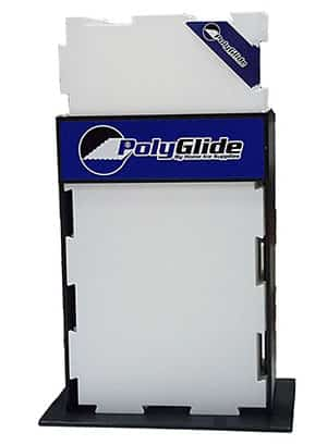 PolyGlide Synthetic Ice – Home Ice Rink on Shark Tank
