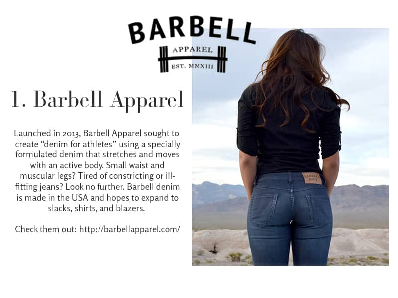 barbell clothing