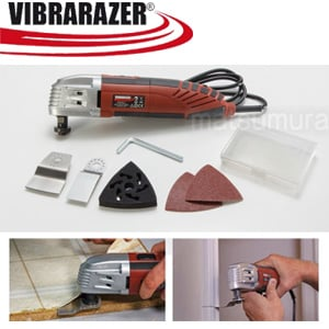 VibraRazer Pro Series Best Hand Held Power Tool Seen On TV