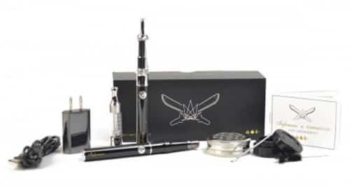 3 in 1 Portable Vaping Kit
