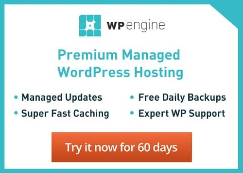 wp engine premium hosting