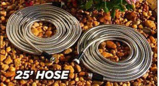 Bionic Steel Hose Kink Free Garden Hose