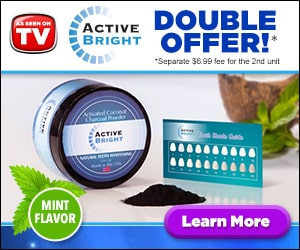 Active Bright Charcoal Toothpaste Whitens Teeth