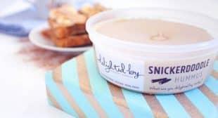 Delighted By Hummus – Delicious Dessert Hummus on Shark Tank