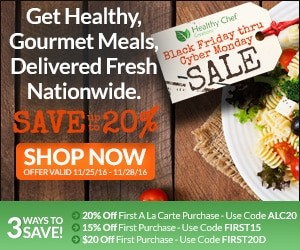 Healthy Chef Creations Organic Meals Delivered