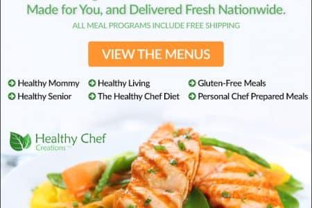 Healthy Gourmet Meals